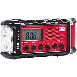 Midland C1173 - Radio exterior