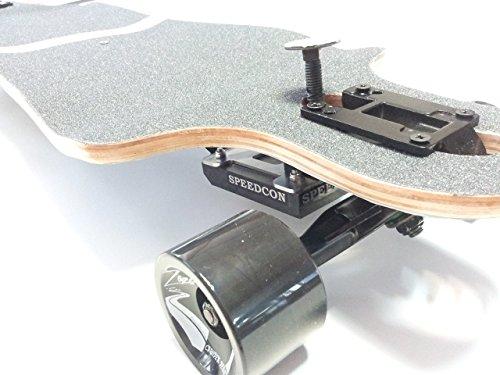 Longboard brake Kit Up per goccia attraverso (un singola diapositiva Kit freno)