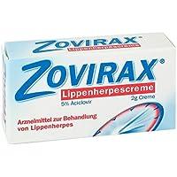 ZOVIRAX Lippenherpescreme mit Aciclovir, 2g preisvergleich bei billige-tabletten.eu
