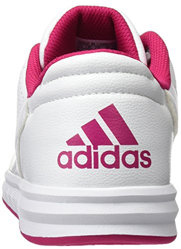 adidas Altasport K, Scarpe da Ginnastica Unisex – Bambini Bianco (Ftwbla/Rosfue/Ftwbla)