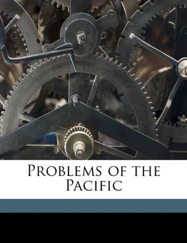 Problems of the Pacific