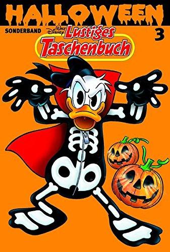 Lustiges Taschenbuch Halloween 03: - Cartoons Halloween-lustige