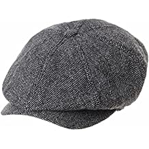 WITHMOONS Coppola Cappello Irish Gatsby Newsboy Hat Wool Felt Simple Gatsby  Ivy Cap SL3525 72030eea6a35