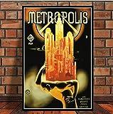 AJBB Vintage Poster Und Drucke, Deutschland Retro Leinwand Kunst Malerei Wandbilder, Für Wohnzimmer Wohnkultur Eine 42X60 cm Kein Rahmen
