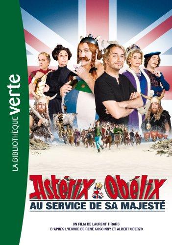 Astérix & Obélix au service de Sa Majesté : le roman du film