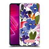 Official Turnowsky Floral Blooms Essence Of Blossom Soft Gel Case for Huawei Honor View 10 Lite