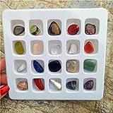 MAGIC SHOW Collection Gemstones Natural Set - 20 Spécimens minéraux différents CJ439
