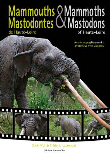 Mammouths et mastodontes de Haute-Loire par Dick Mol, Frédéric Lacombat