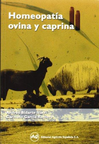 Homeopatia ovina y caprina por Ander Bidarte Garcia