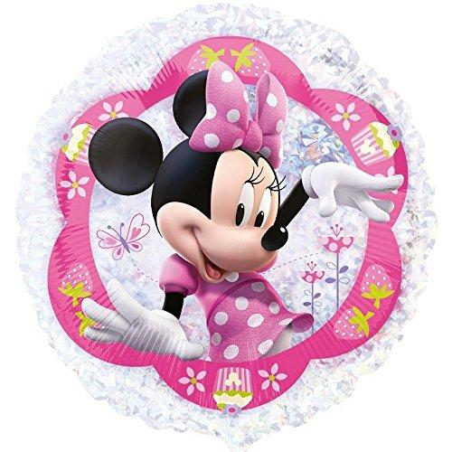 GUIZMAX Globos Helio Minnie Mouse 53 cm XXL