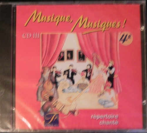 musique-musiques-quatrieme-compact-disque-ii-ref-5179