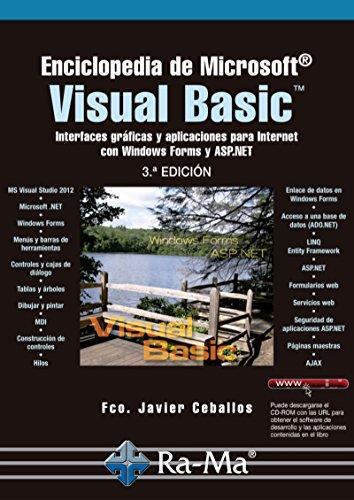 Enciclopedia de Microsoft Visual Basic. 3ª edición (Profesional) thumbnail