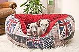 Knuffelwuff Cuddly Dog Bed Alidho XXL 110 x 95cm