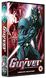 Guyver - Bioboosted Armor - Complete Collection [2005] [DVD] (B0018QGBEO) | Amazon price tracker / tracking, Amazon price history charts, Amazon price watches, Amazon price drop alerts
