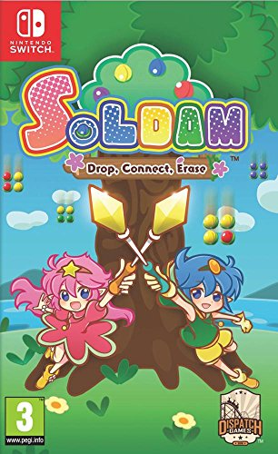 Soldam: Drop,Connect,Erase