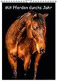 Mit Pferden durchs Jahr / Planer (Wandkalender 2016 DIN A4 hoch): Tolle Pferdebilder begleiten Sie durch das Jahr (Planer, 14 Seiten ) (CALVENDO Tiere)