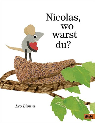 Nicolas, wo warst du?: Vierfarbiges Bilderbuch Wo Warst Du