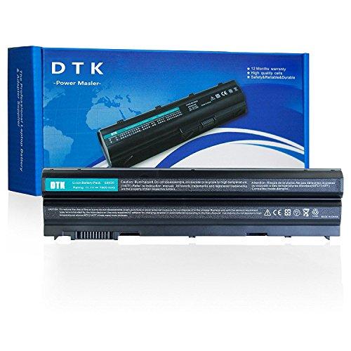 Dtk® Ultra Hochleistung Notebook Laptop Batterie Li-ion Akku für Dell Latitude E5420 E5430 E5530 E6420 E6430 E6520 E6530 Inspiron 4420 5420 5425 7420 4720 5720 M421R M521R N4420 N4720 N5420 N5720 N7420 Vostro 3460 3560 T54fj