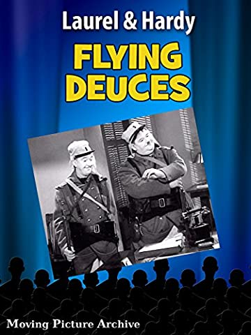 Laurel & Hardy in Flying Deuces - 1939 [OV]