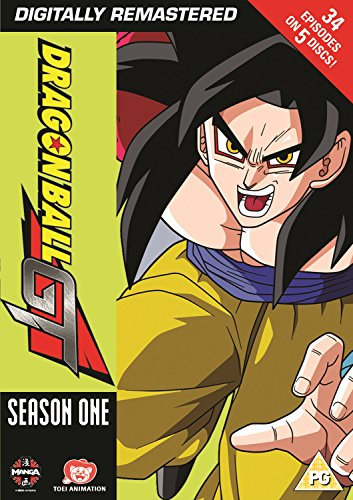 Dragon Ball Gt: Season 1 [DVD] [UK Import]