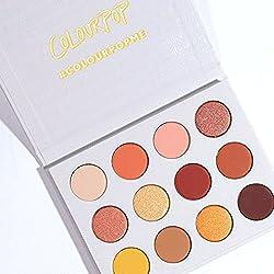 ColourPop - Pressed Powder Shadow Palette
