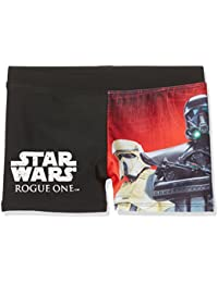 Star Wars-The Clone Wars Darth Vader Jedi Yoda Jungen Badehose 2016 Kollektion - rot