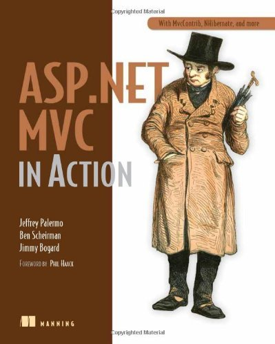 ASP.NET MVC in Action by Jeffrey Palermo (8-Oct-2009) Paperback