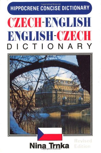 Czech-English / English-Czech Concise Dictionary por Nina Trnka