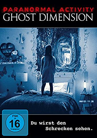 Paranormal Activity: Ghost Dimension