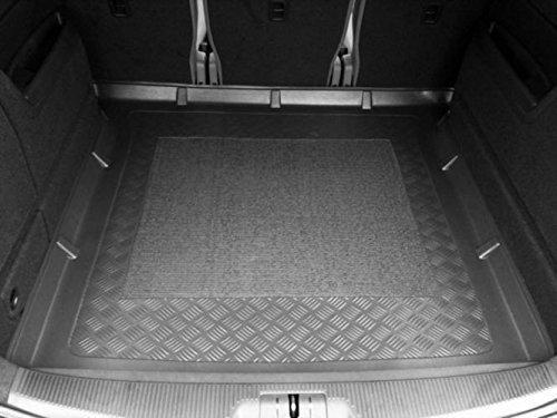 Kofferraumwanne mit Anti-Rutsch passend für Seat Alhambra 5-Sitzer 10/2010-