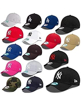 New Era 9forty Strapback Cap MLB New York Yankees varios colores - #2506, OSFA (One Size fits all)