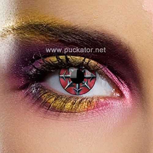 Lenti a contatto colorate cosmetiche ALCHEMY CON CHAOSTAR