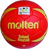 Molten Handball, Rot/Gelb, 1, H1X-SM