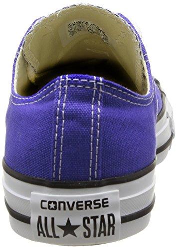 Converse Ctas Core Ox, Baskets mode mixte adulte Periwinkle