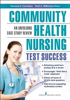Como Descargar Libros Para Ebook Community Health Nursing Test Success: An Unfolding Case Study Review De PDF