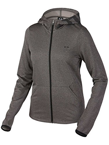 Oakley Damen Kapuzenjacke High Up Fleece Zip Hoodie