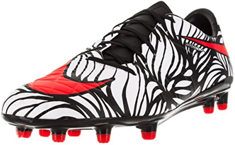 Nike Hypervenom Phatal II NJR FG, Botas de Fútbol para Hombre