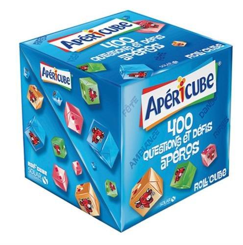 Roll'Cube Apéricube par Eric MATHIVET