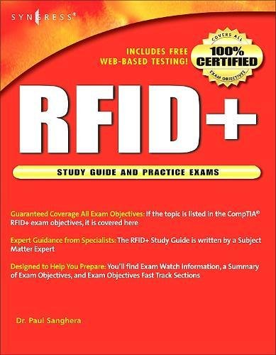 CompTIA RFID+ Study Guide and Practice Exam: Study Guide and Practice Exams