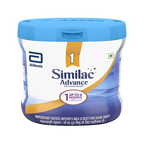 Similac Advance Infant Formula Stage 1 - 400g , up to 6 months