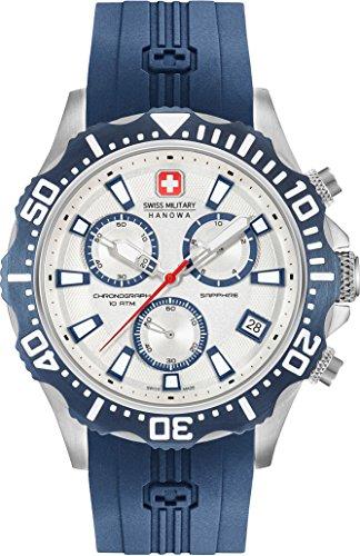 SWISS MILITARY-HANOWA Herren-Armbanduhr 06-4305.04.001.03