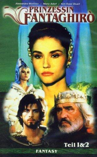 Bild von Prinzessin Fantaghirò - Teil 1 & 2 [VHS]
