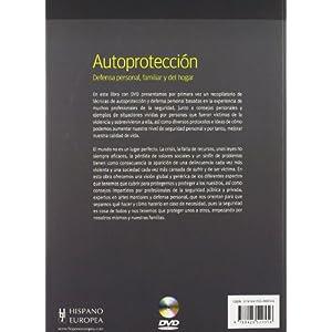Autoprotección (+DVD) (Vida Cotidiana)