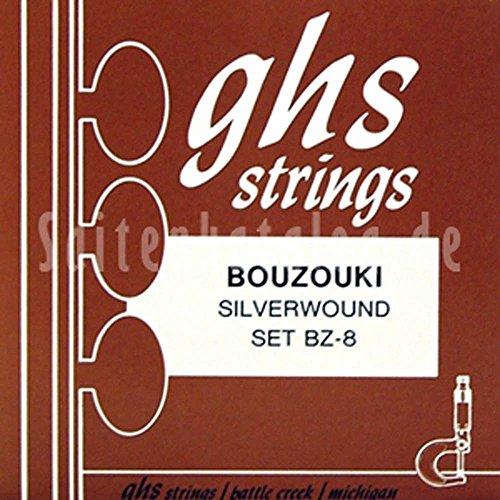 GHS BZ 8 Griechische Bouzouki 8-string