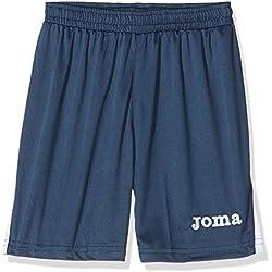 Joma Tokio - Pantalón de equipación unisex, color azul marino / blanco, talla S