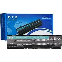 DTK Batería de Repuesto para Portátil HP PI06 PI09 710416-001 710417-001, Envy 15 15T 17 Pavilion 14-E000 15-E000 15t-e000 15z-e000 17-E000 17-E100 17Z-E100 PI06 [10.8V 4400MAH]