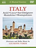 Naxos Musical Journeys | Italy | Assisi/ Lucca [Naxos DVD Travelogue: 2110325] [Alemania]