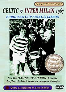 Резултат с изображение за 1967 European Cup Final - Lisbon 25th May 1967 dvd