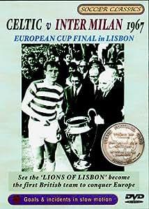 Резултат с изображение за 1967 European Cup Final - Lisbon 25th May 1967 dvd