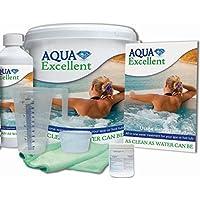 Kit AquaKristal Set Pequeño para jacuzzis